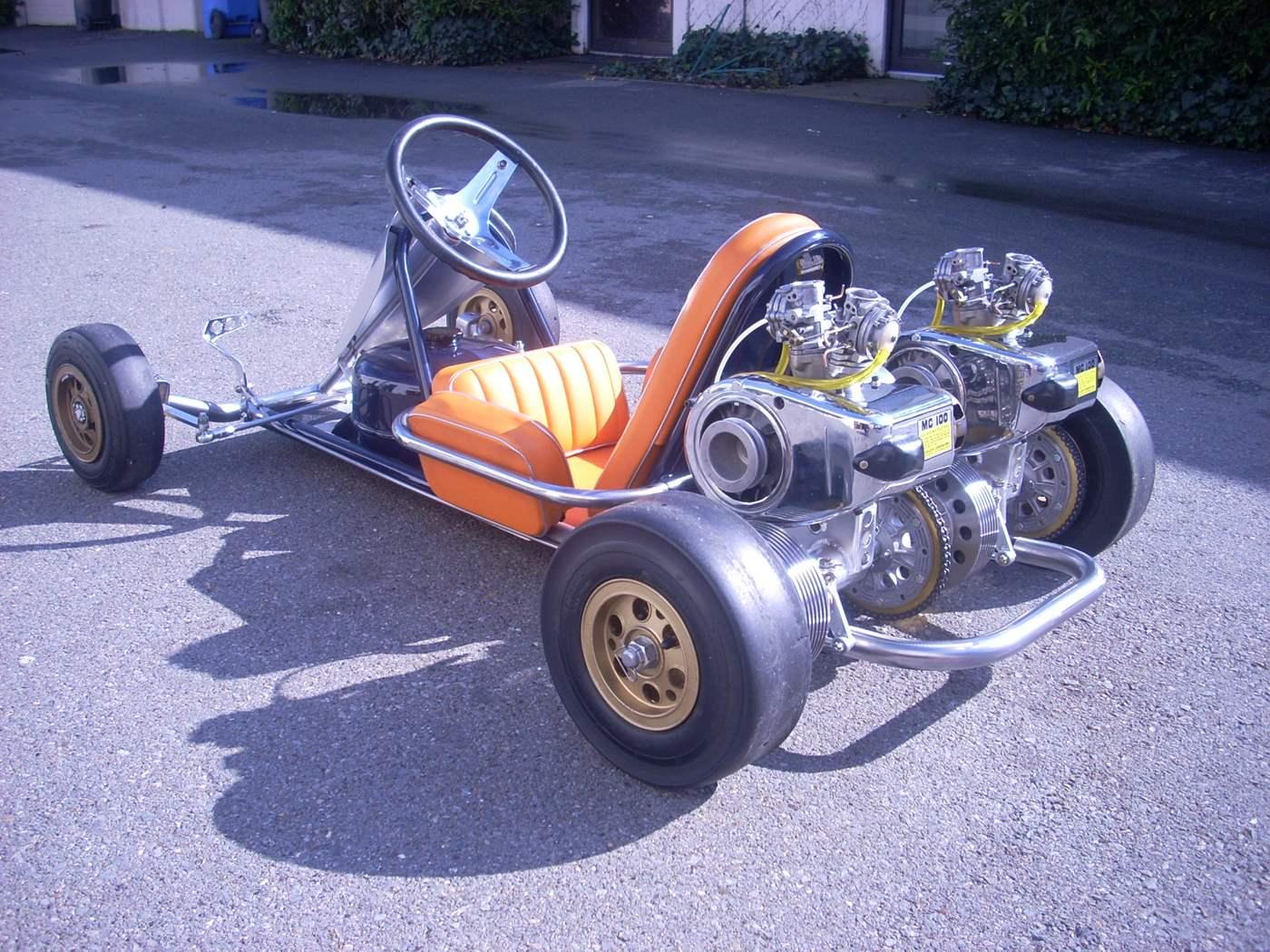 kart Vintage go